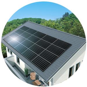 太陽光発電とはイメージ01